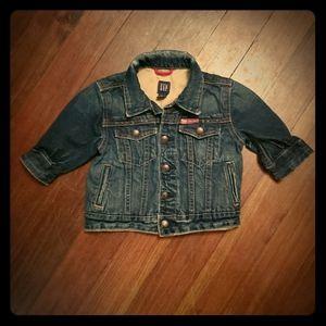 Baby Gap toddler denim jacket